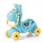Wild Ride On Blue